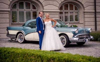 Hochzeit von Stephi und Fritz