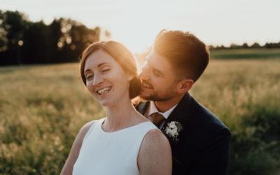 Hochzeit von Anna und Basti in Bad Heilbrunn