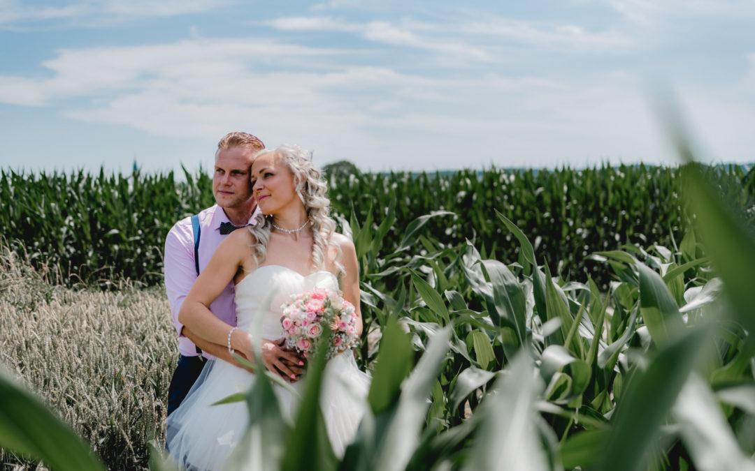 Hochzeit von Sabine und Thomas in Zusamaltheim